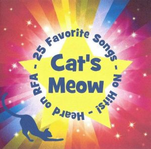 Cat's Meow CD - Front Cover